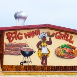 Big Mama Grill on baby beach