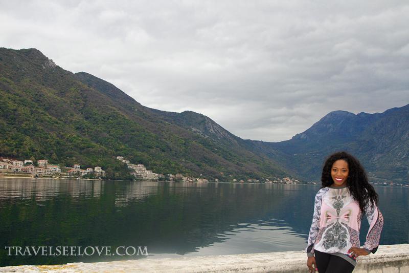 In Perast, Montenegro