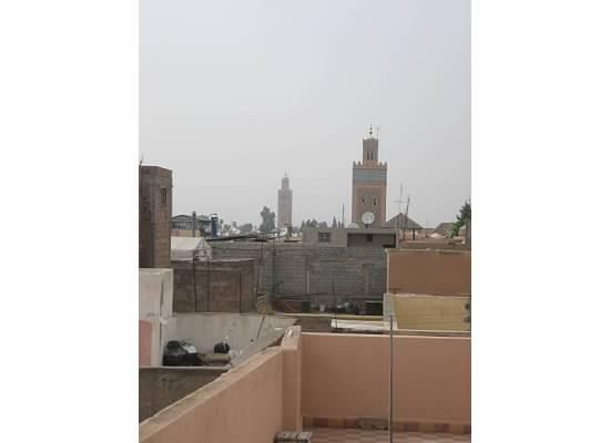 Palais Medhi Hotel Rooftop