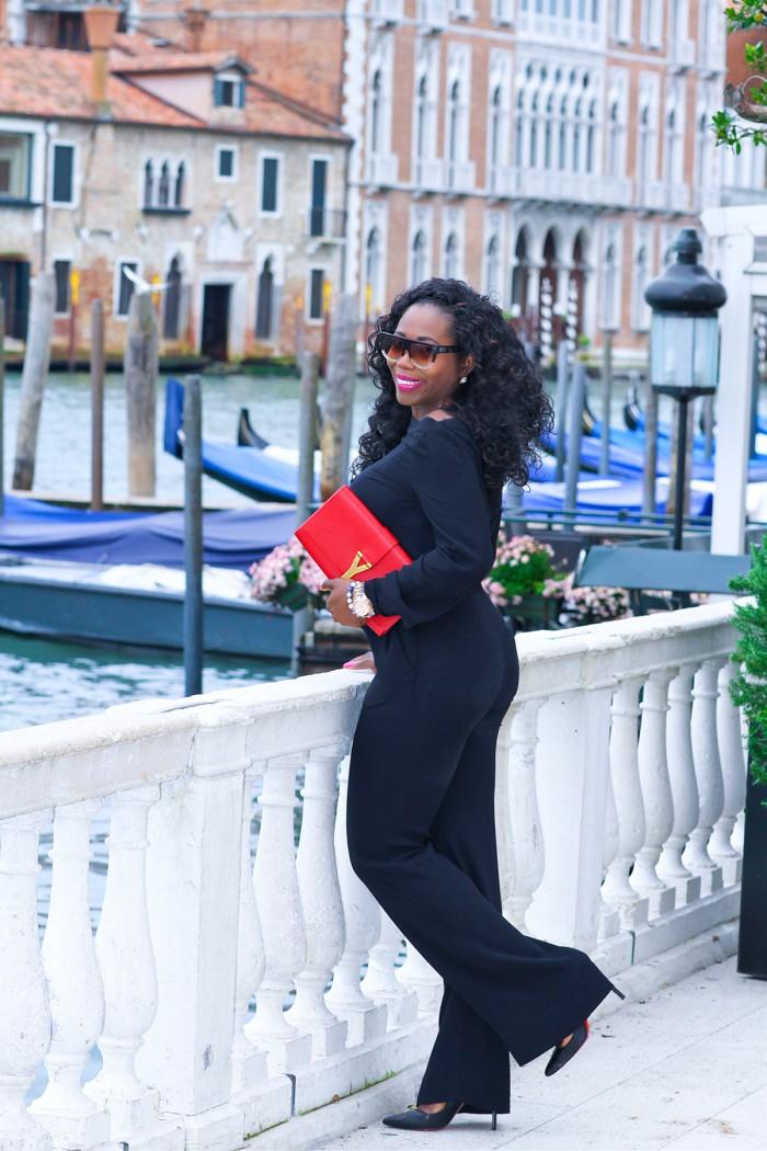 In Venice, Italy (November 2014)