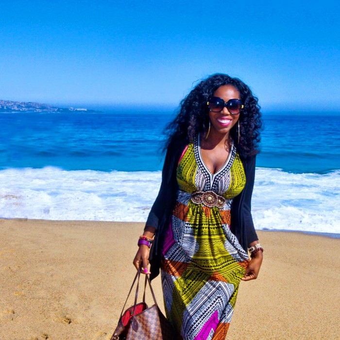 Frolicking on the beaches of #VinaDelMar, Chile #ChileanAdventures